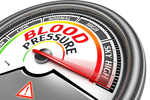 High blood pressure: Why me?